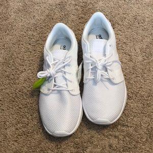 half off fb7bc f8c4c adidas Shoes - Adidas Cloudfoam CF QT Racer size 7.5 white